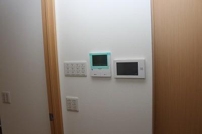壁面スイッチ